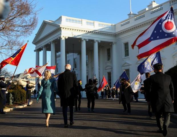 Toàn cảnh lễ nhậm chức của Tổng thống Mỹ Joe Biden - Ảnh 27.
