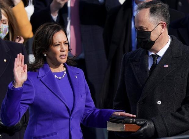 Toàn cảnh lễ nhậm chức của Tổng thống Mỹ Joe Biden - Ảnh 4.