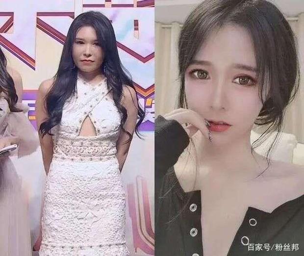 Nữ streamer gợi cảm gặp tình huống éo le, lên nhận giải thưởng nhưng lại bất ngờ khiến fan tổn thương khi thấy nhan sắc thật - Ảnh 5.