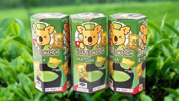 Các sản phẩm với vị trà xanh có giá bình dân đang được bán trên thị trường - Ảnh 6.