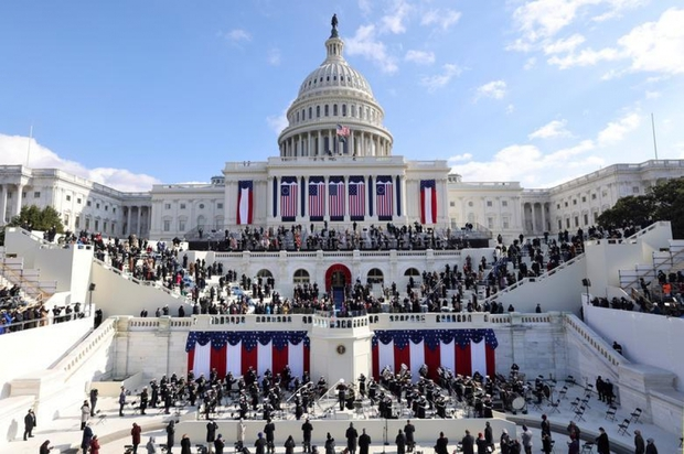 Toàn cảnh lễ nhậm chức của Tổng thống Mỹ Joe Biden - Ảnh 7.