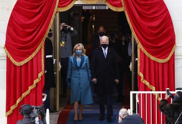 Toàn cảnh lễ nhậm chức của Tổng thống Mỹ Joe Biden - Ảnh 8.