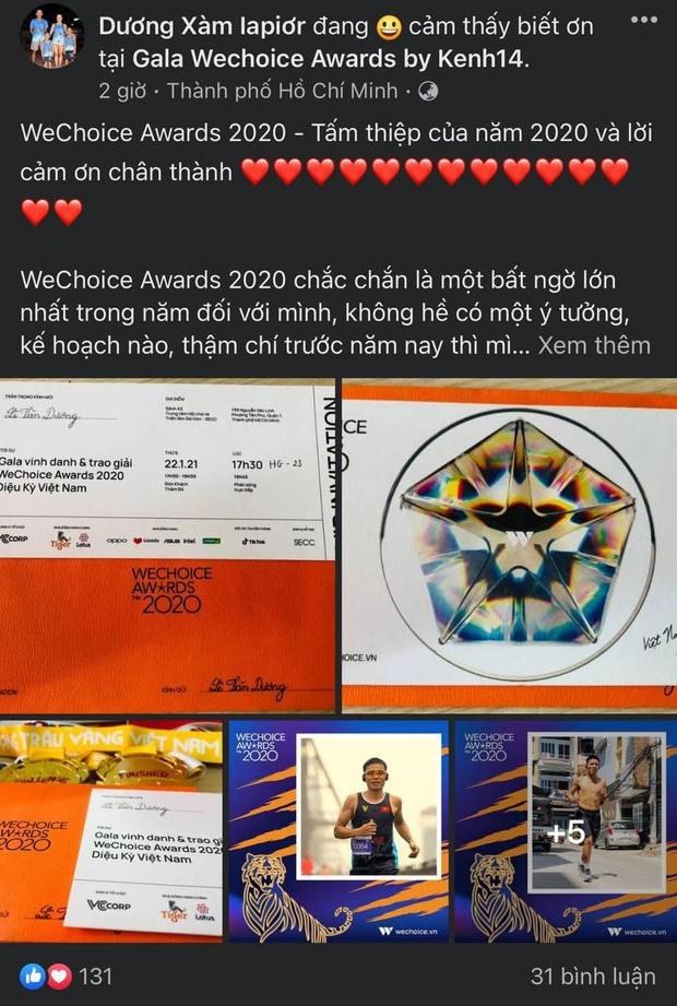 Tấm thiệp mời WeChoice Awards 2020 trên tay, dàn khách mời đang nôn đi trẩy hội lắm rồi! - Ảnh 8.