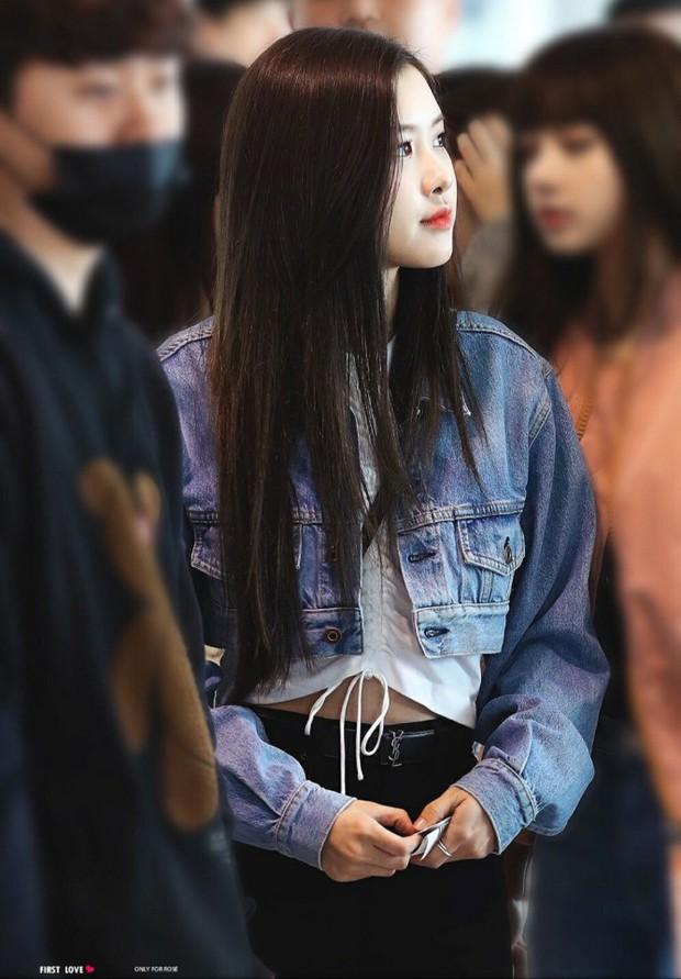 Rosé (BLACKPINK) vừa rục rịch solo, fan đã kêu gọi cô nàng để màu tóc này ngay và luôn, nhìn nhan sắc xinh đẹp hút hồn là hiểu - Ảnh 7.