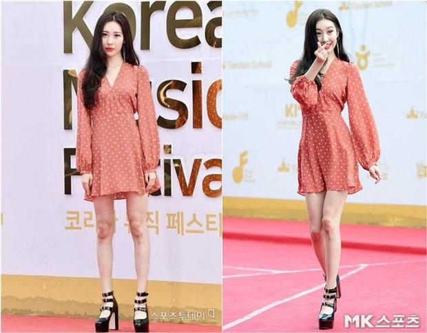 Dàn nữ thần Kbiz nổi tiếng vì... trời sinh ra đã béo không nổi: Lisa xứng danh thánh body nhưng vẫn chưa bằng eo nhỏ kỷ lục của Seo Ye Ji - Ảnh 17.