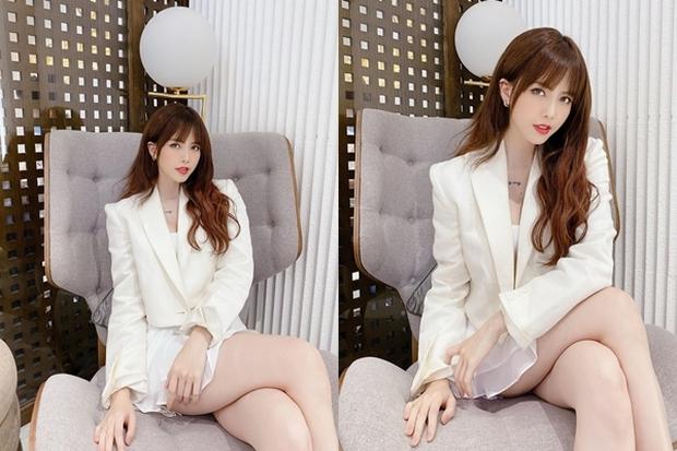 Soi tủ đồ của Thiều Bảo Trâm bỗng thấy sự xuất hiện dày đặc của 1 nhãn hàng khiến netizen dậy sóng gần đây - Ảnh 10.