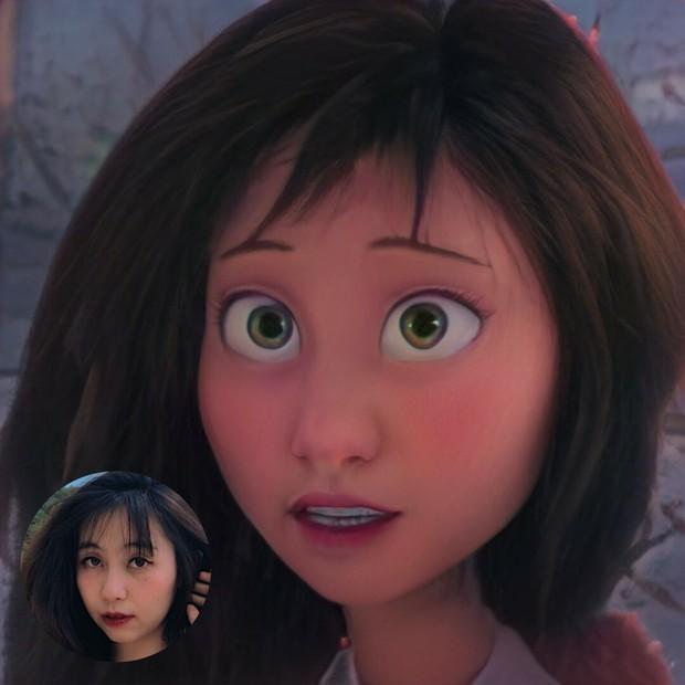 Cư dân mạng thích thú với trào lưu chuyển ảnh chân dung thành hoạt hình đậm chất Disney - Ảnh 9.