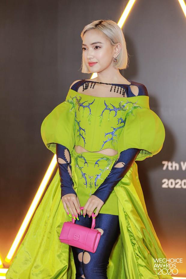WeChoice Awards 2020: Vũ trụ trai xinh gái đẹp đồng loạt xuất hiện tại đêm Gala trao giải - Ảnh 3.