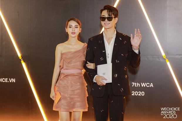 WeChoice Awards 2020: Vũ trụ trai xinh gái đẹp đồng loạt xuất hiện tại đêm Gala trao giải - Ảnh 31.