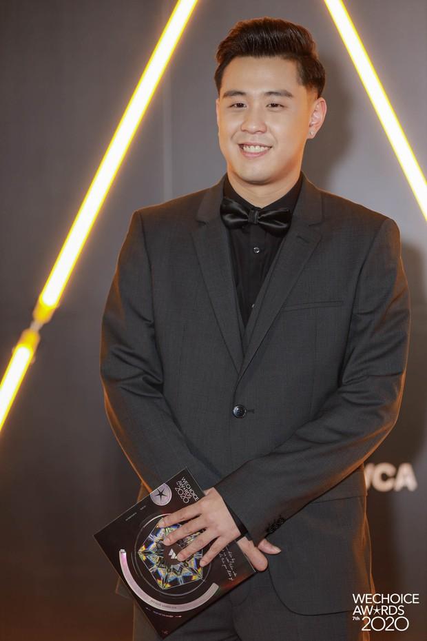 WeChoice Awards 2020: Vũ trụ trai xinh gái đẹp đồng loạt xuất hiện tại đêm Gala trao giải - Ảnh 34.