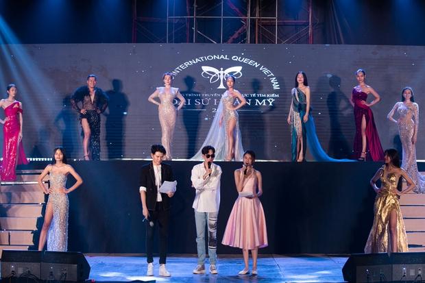 Hương Giang, Xuân Lan cùng HLV, ca sĩ khách mời hăng say tập luyện cho đêm Chung kết Đại Sứ Hoàn Mỹ - Ảnh 2.