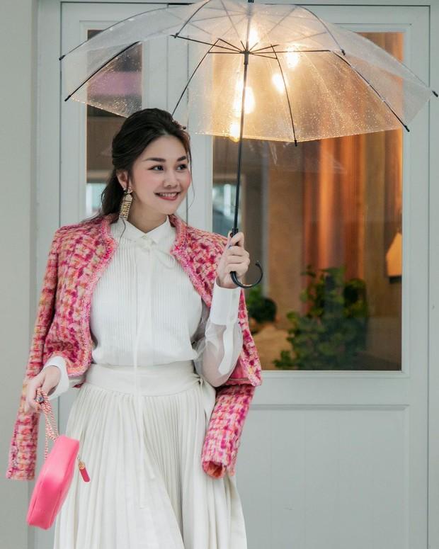 Dàn sao từ Hàn đến Việt đều mê mẩn combo váy áo hack dáng đỉnh cao, khoe eo sexy mà vẫn sang hết nút - Ảnh 7.