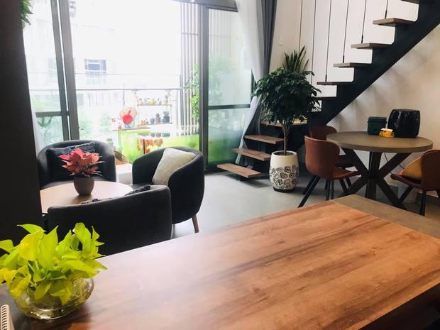 Bán nhà chung cư 2 phòng ngủ, cô nàng chuyển về căn hộ 39m2 ở Phú Mỹ Hưng để trồng cây, nuôi cá - Ảnh 5.