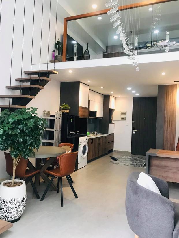 Bán nhà chung cư 2 phòng ngủ, cô nàng chuyển về căn hộ 39m2 ở Phú Mỹ Hưng để trồng cây, nuôi cá - Ảnh 6.
