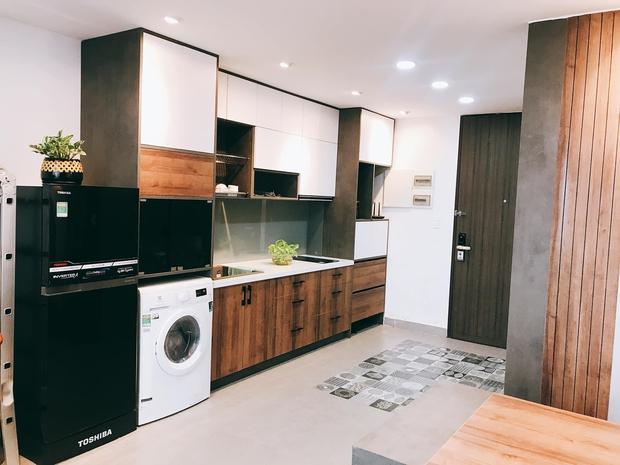 Bán nhà chung cư 2 phòng ngủ, cô nàng chuyển về căn hộ 39m2 ở Phú Mỹ Hưng để trồng cây, nuôi cá - Ảnh 3.