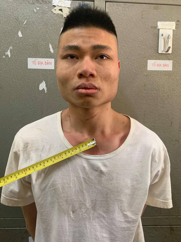 Quá trình giam giữ, hiếp dâm nữ sinh trong thang bộ chung cư của gã thanh niên ở Hà Nội - Ảnh 1.