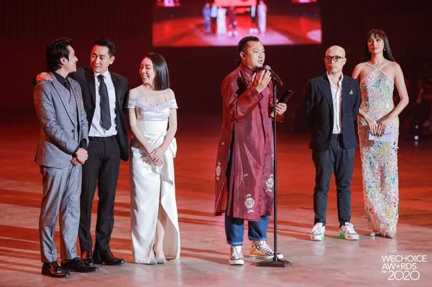 Tiệc Trăng Máu ẵm trọn siêu cúp Phim điện ảnh của năm tại WeChoice Awards 2020 - Ảnh 4.