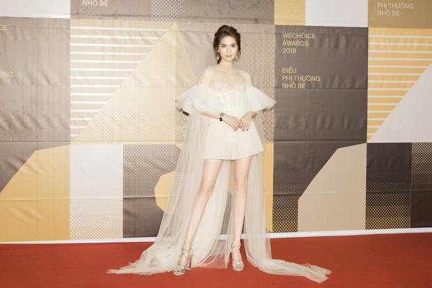 Ngọc Trinh qua 4 kỳ WeChoice Awards: Style biến hóa khôn lường, nhan sắc ngây thơ nhường chỗ cho thần thái chị đại - Ảnh 6.
