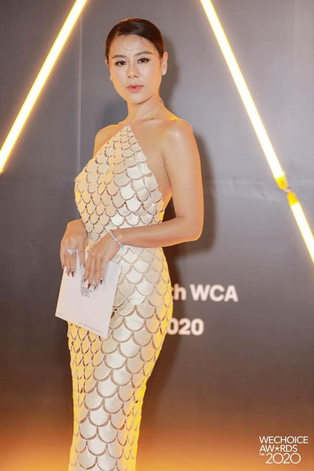 Dàn sao Rap Việt, Sao Nhập Ngũ, Người Ấy Là Ai... xúng xính lên đồ đổ bộ thảm đỏ WeChoice Awards 2020 - Ảnh 8.