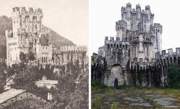 Nhiếp ảnh gia ngao du khắp châu Âu, tìm lại những địa điểm trong loạt ảnh cũ từ 100 năm trước khiến ai cũng ngỡ ngàng vì sự đổi thay kì diệu - Ảnh 17.