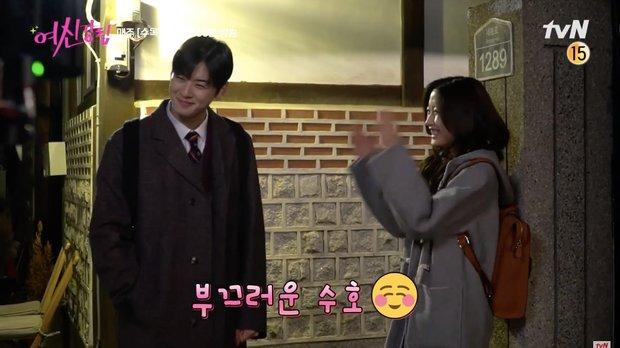Cha Eun Woo và Hwang In Yeop bị ngã xuống ruộng phân vẫn tám rôm rả ở hậu trường True Beauty - Ảnh 9.