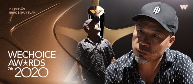 Nhạc sĩ Huy Tuấn khẳng định: WeChoice Awards là một trong số ít lễ trao giải giữ được cá tính riêng - Ảnh 1.