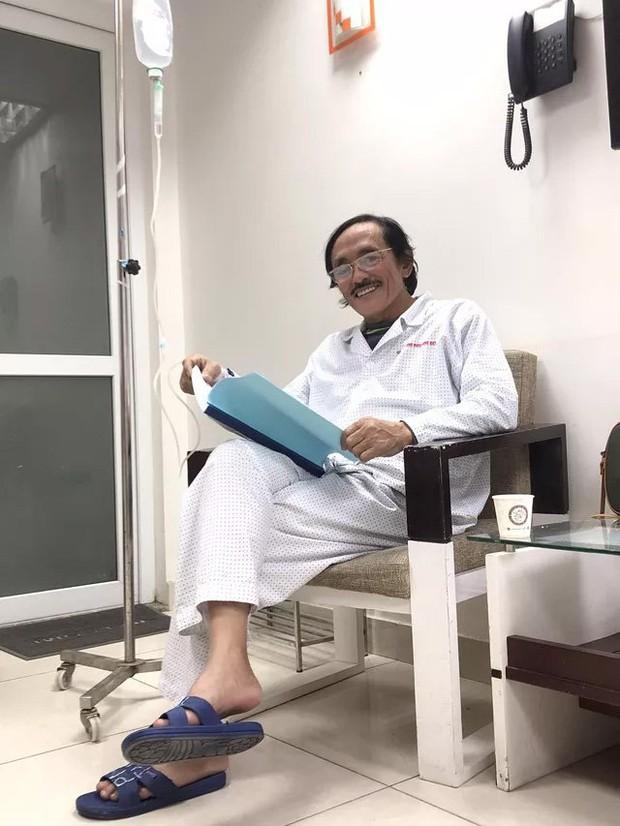 Nghệ sĩ Giang Còi xác nhận mắc ung thư di căn giai đoạn 3 - Ảnh 2.