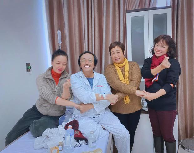 Nghệ sĩ Giang Còi xác nhận mắc ung thư di căn giai đoạn 3 - Ảnh 4.