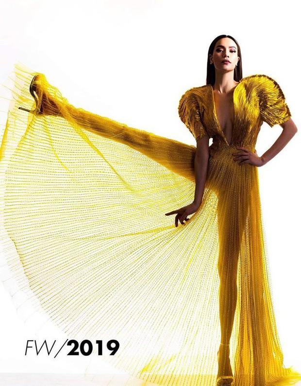 Khánh Linh như nữ thần tại WeChoice Awards, đụng váy 350 triệu của NTK Công Trí với sao ngoại mà ăn đứt - Ảnh 6.