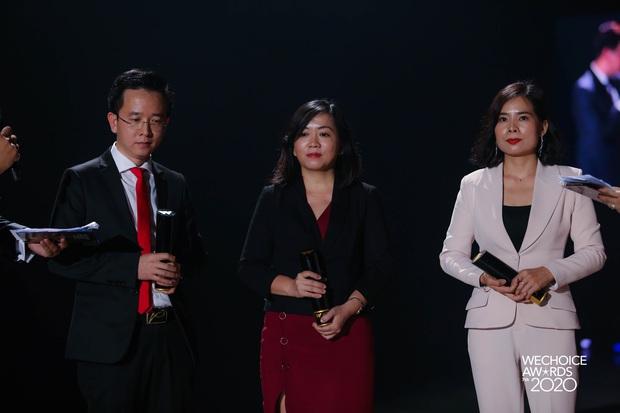 Vững vàng Việt Nam được vinh danh tại WeChoice Awards 2020, trở thành Đơn vị tiên phong vì cộng đồng - Ảnh 1.