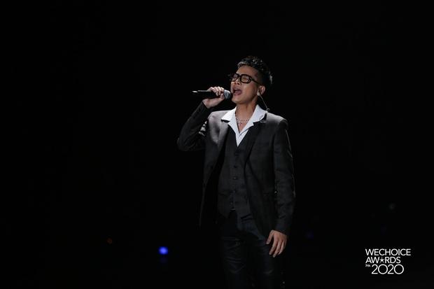 AMEE tái hợp Hoàng Dũng - Ricky Star, lần đầu hòa giọng cùng Quân A.P mang đến màn mashup không tưởng tại Gala WCA 2020 - Ảnh 8.
