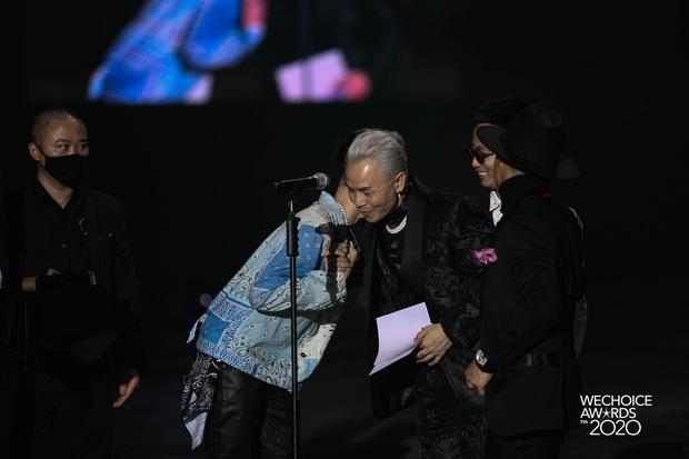 MCK ẵm giải thưởng đầu tiên trong sự nghiệp, là Gương mặt Rap/Hip-hop triển vọng tại WeChoice Awards 2020 - Ảnh 5.
