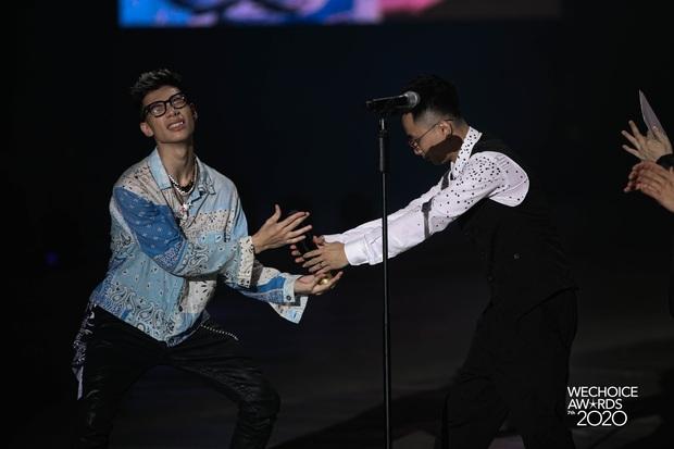 MCK ẵm giải thưởng đầu tiên trong sự nghiệp, là Gương mặt Rap/Hip-hop triển vọng tại WeChoice Awards 2020 - Ảnh 7.