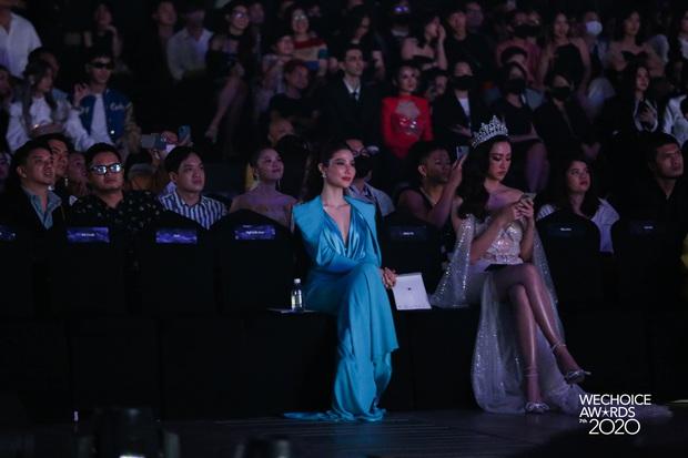Gala WeChoice 2020 biến thành đại hội đọ sắc của dàn mỹ nhân Vbiz: Ngọc Trinh - Chi Pu sexy nghẹt thở, Đỗ Thị Hà xinh xỉu giữa dàn hậu - Ảnh 6.