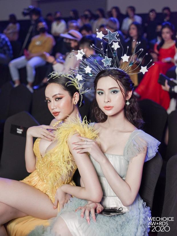 Gala WeChoice 2020 biến thành đại hội đọ sắc của dàn mỹ nhân Vbiz: Ngọc Trinh - Chi Pu sexy nghẹt thở, Đỗ Thị Hà xinh xỉu giữa dàn hậu - Ảnh 17.