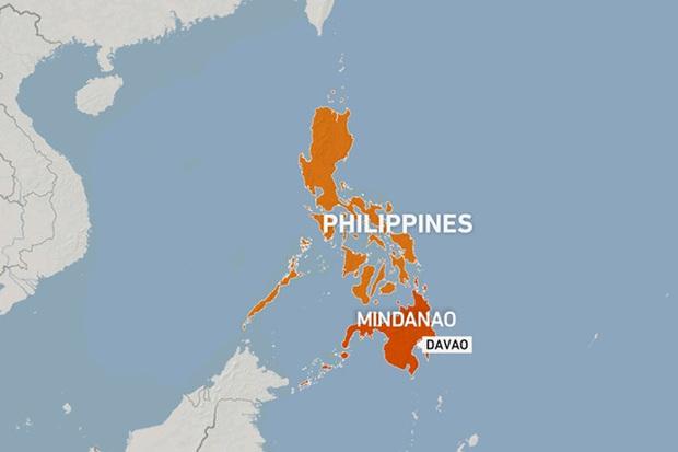 Động đất mạnh 7 độ làm rung chuyển miền Nam Philippines - Ảnh 1.