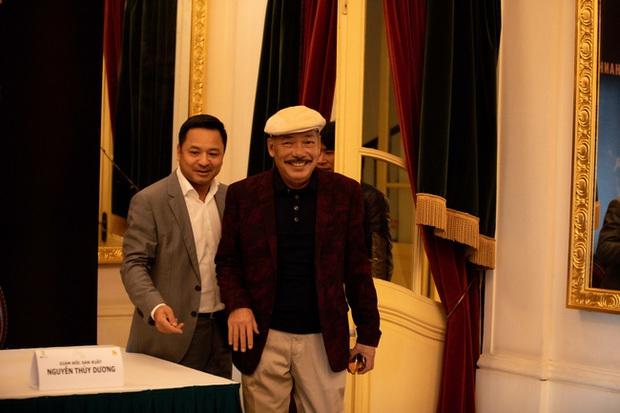 Nhạc sĩ Trần Tiến xuất hiện sau tin đồn qua đời, nói rõ về tình trạng sức khỏe hiện tại - Ảnh 2.