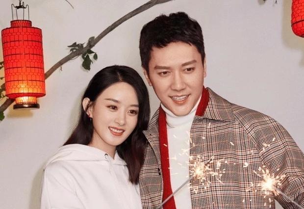 HOT: Triệu Lệ Dĩnh ly hôn Phùng Thiệu Phong, con trai thực chất là của nữ diễn viên và Trần Vỹ Đình? - Ảnh 3.