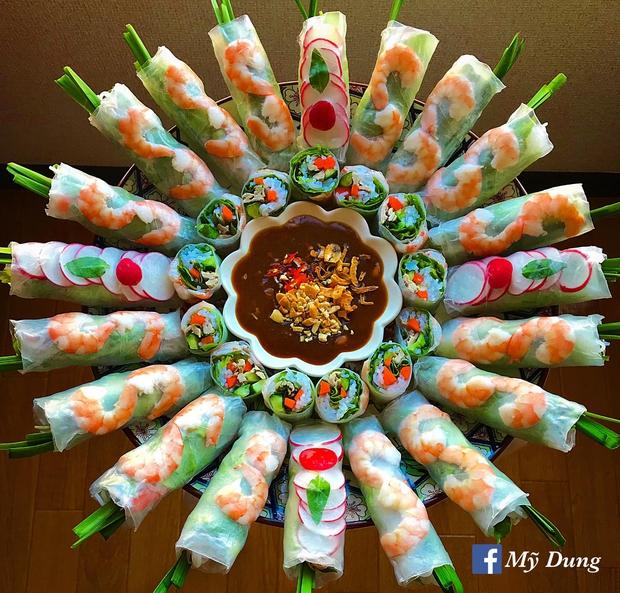 Gặp cô gái sống tại Nhật khiến cư dân mạng dậy sóng vì những mâm cơm Việt trình bày đẹp như tác phẩm nghệ thuật - Ảnh 4.