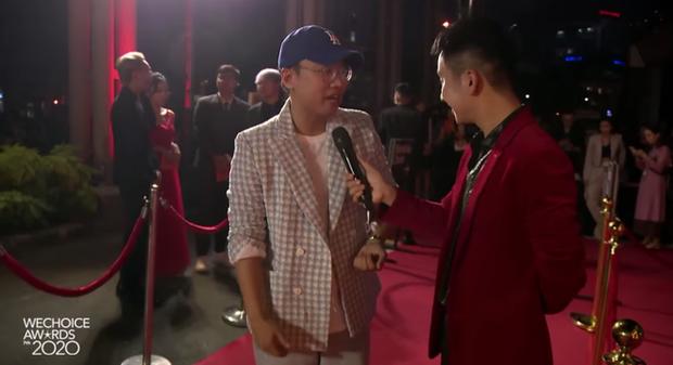 Thảm đỏ WeChoice Awards 2020 xuất hiện vũ trụ game thủ/ streamer Việt, ai cũng xinh đẹp lịch lãm đến bất ngờ - Ảnh 9.