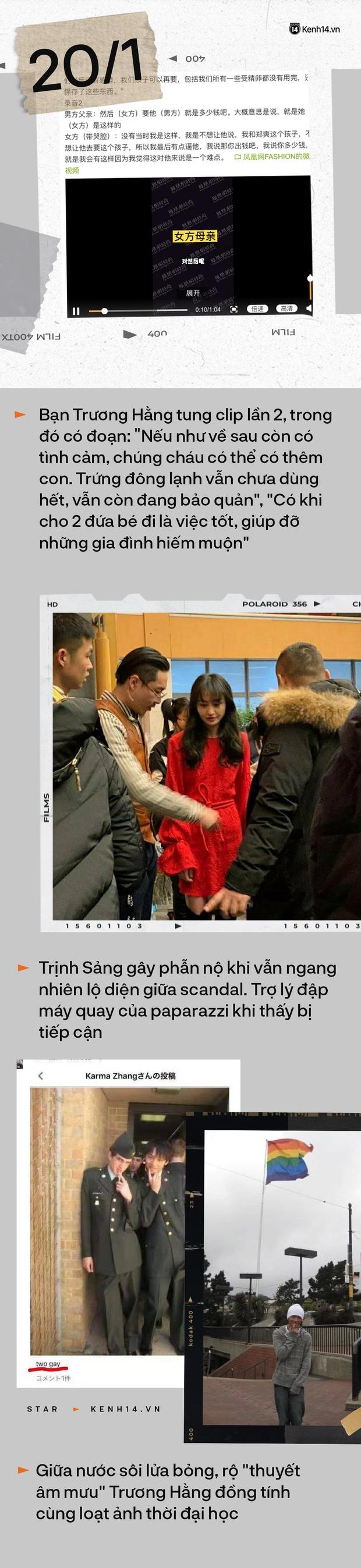 Toàn cảnh scandal khiến Trịnh Sảng thân bại danh liệt: Thuê người mang thai, ruồng bỏ con cái, Lee Jong Suk cũng bị réo tên - Ảnh 4.