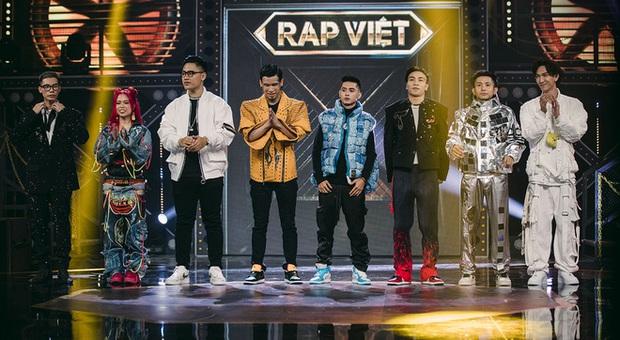Rap Việt chính thức đạt giải TV Show của năm tại WeChoice Awards 2020! - Ảnh 1.