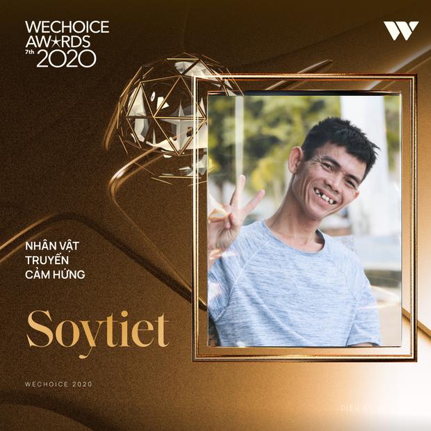 Công bố top 10 Nhân vật truyền cảm hứng của WeChoice Awards 2020! - Ảnh 6.
