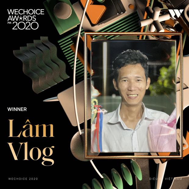 Kết thúc cuộc so kè nảy lửa tại hạng mục Hot YouTuber của năm, Lâm Vlog thắng Thiên An Official với số vote sát nút! - Ảnh 4.