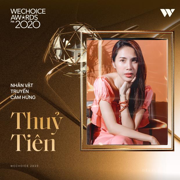 Công bố top 10 Nhân vật truyền cảm hứng của WeChoice Awards 2020! - Ảnh 2.