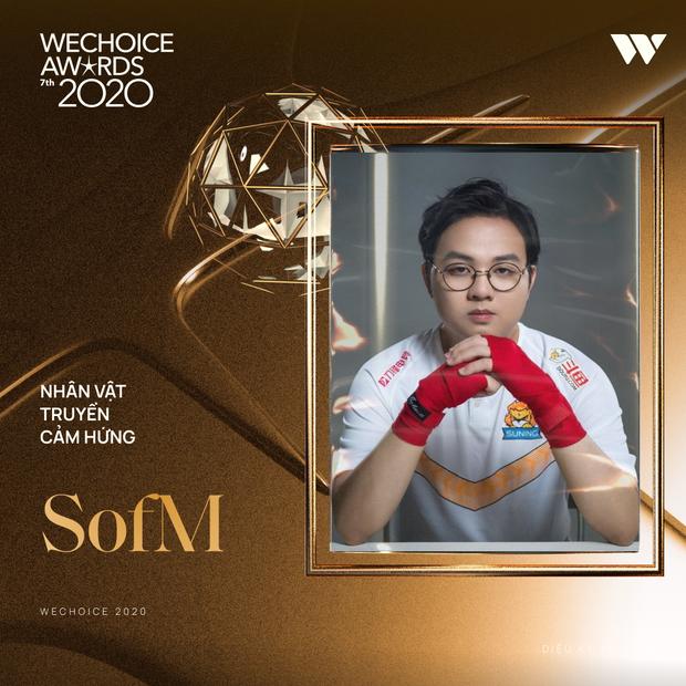 Công bố top 10 Nhân vật truyền cảm hứng của WeChoice Awards 2020! - Ảnh 10.