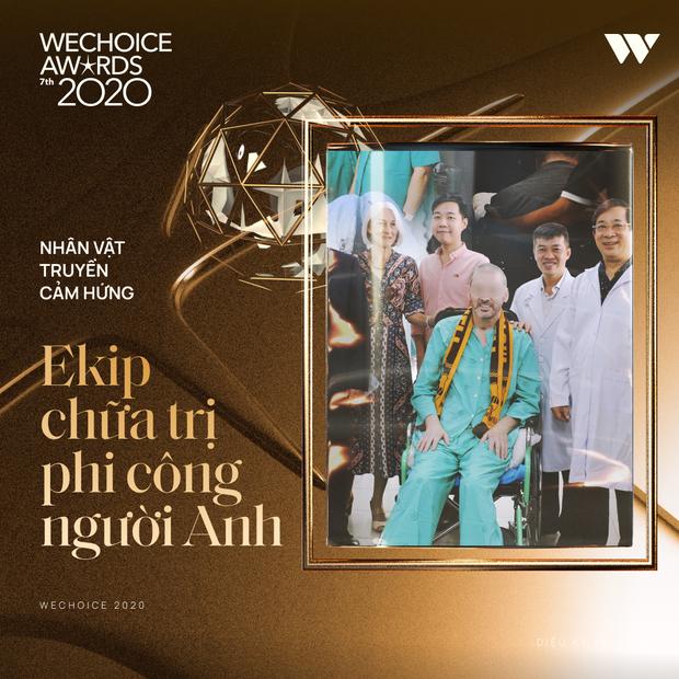 Công bố top 10 Nhân vật truyền cảm hứng của WeChoice Awards 2020! - Ảnh 14.