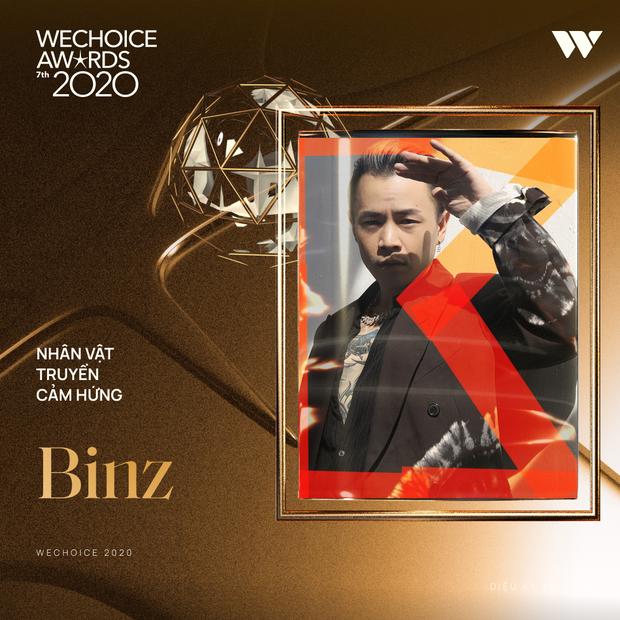 Công bố top 10 Nhân vật truyền cảm hứng của WeChoice Awards 2020! - Ảnh 12.