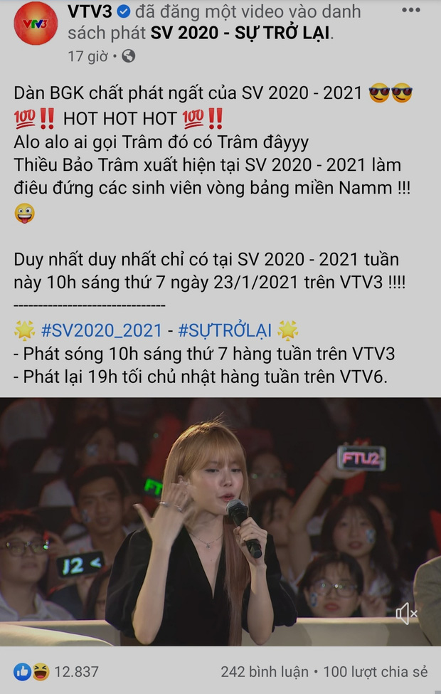 VTV bất ngờ có mặt giữa tâm biến Sơn Tùng - trà xanh, đăng post kiến thức ngỡ không liên quan mà khiến netizen vỗ tay rần rần - Ảnh 3.