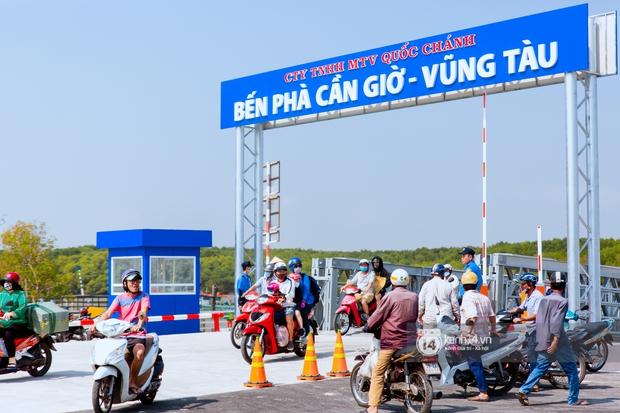 Đi thử phà biển từ Sài Gòn sang Vũng Tàu chỉ trong 30 phút: Bỏ ra nửa ngày mà chơi được 2 nơi, liệu có đáng tiền bạc và công sức? - Ảnh 4.